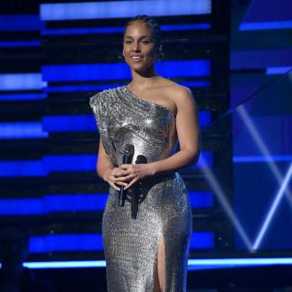 Alicia Keys found Grammy hosting hard