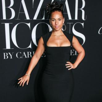 Alicia Keys felt 'so uncomfortable' during her 20s