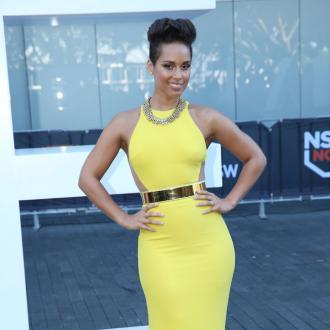 Alicia Keys: I Love My Motorcycle Jacket