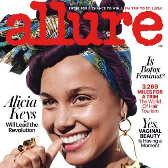 Alicia Keys: 'I'm not a slave to make-up'