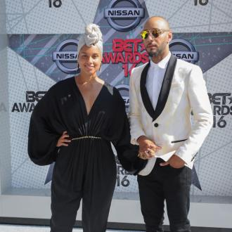 Alicia Keys' 'beautiful' blended family