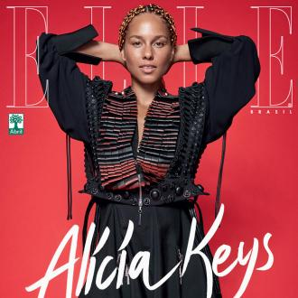 Alicia Keys thinks people are forced to look good