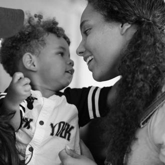 Alicia Keys: My sons will 'understand how magnificent women are'