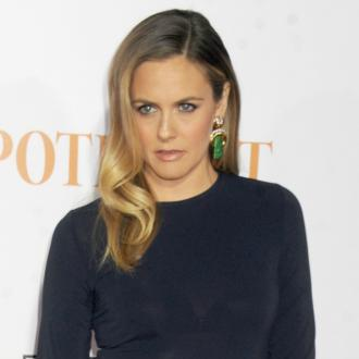 Alicia Silverstone's son tried to smooch her after watching Clueless