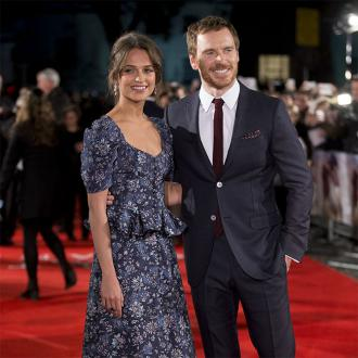 Alicia Vikander is 'happier than ever' after marriage