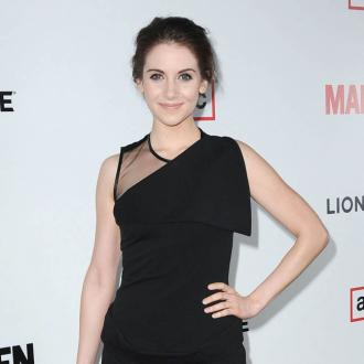 Alison Brie is 'hippie-ish'