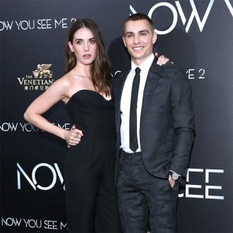Alison Brie laughed at Dave Franco's proposal