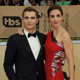 Alison Brie and Dave Franco working on quarantine rom com