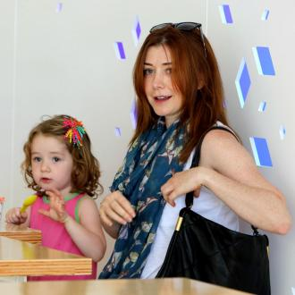 Alyson Hannigan granted restraining order