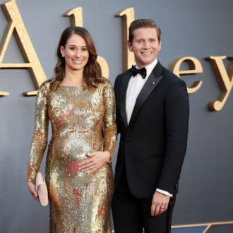 Allen Leech's wife 'doing brilliantly' with pregnancy
