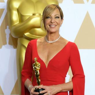 Allison Janney looking for mystery man