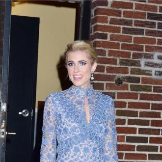 Allison Williams finds it 'exhausting' having blonde hair