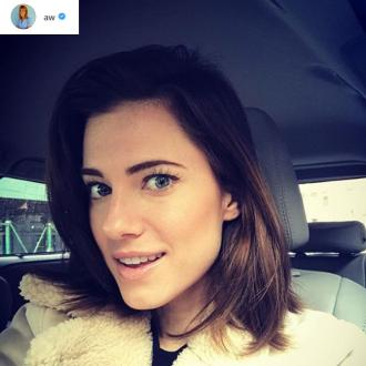 Allison Williams Is 'Happy' She Is Brunette Agauin