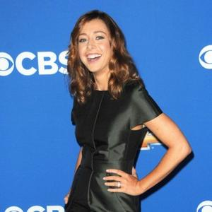 Alyson Hannigan Says Good Hair Is Important