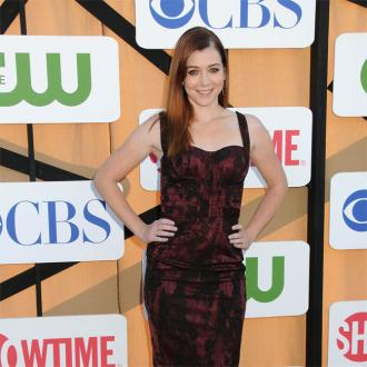 Alyson Hannigan's 'perfectionist' daughter