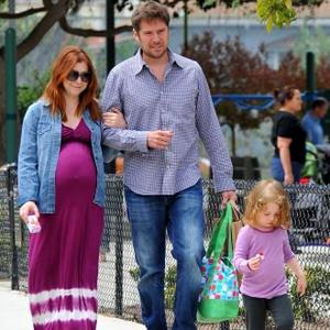 Alyson Hannigan Gives Birth