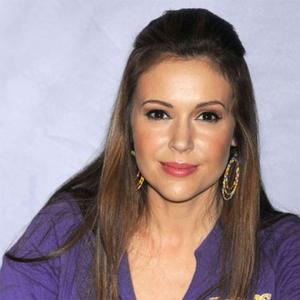 Alyssa Milano Named Son After Grandparents