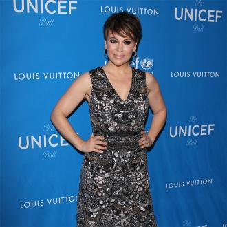 Alyssa Milano Reveals Anxiety Struggle