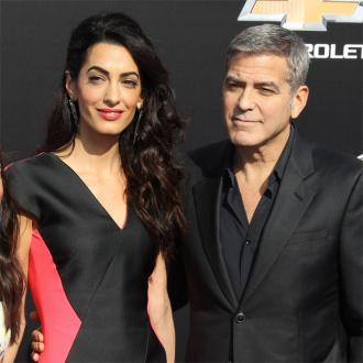 'Incredibly fashionable' Amal Clooney