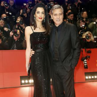 Amal Clooney to give birth in London
