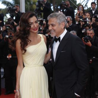 George and Amal Clooney so contented after twins' arrival