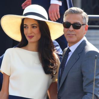 George Clooney's Italian party