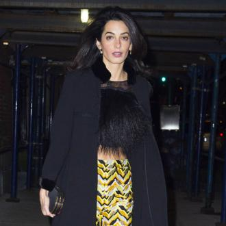 Amal Clooney Wants Vogue Cover
