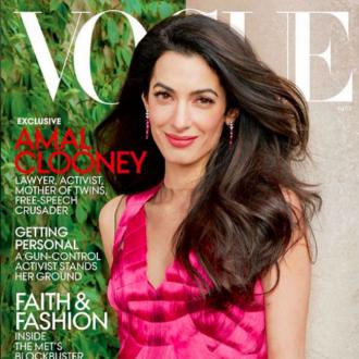 George Clooney Fascinated By Wife Amal