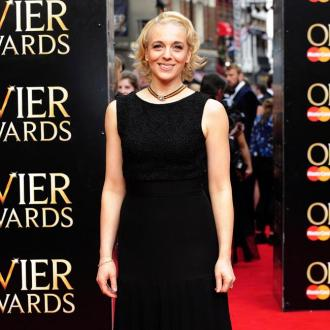 Amanda Abbington kept split a secret for six months