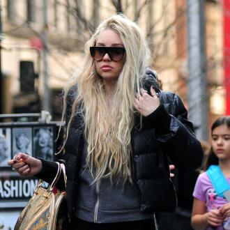 Amanda Bynes Happily Admits To Plastic Surgery