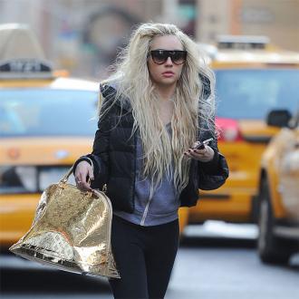 Amanda Bynes Has Lost Seven Pounds
