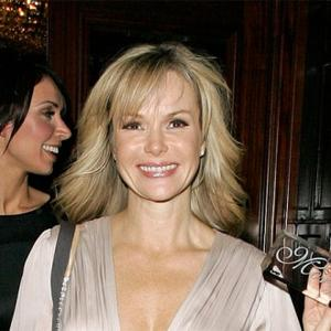 Amanda Holden Awaiting Test Results