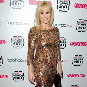 Amanda Holden Gives Birth To Baby Girl