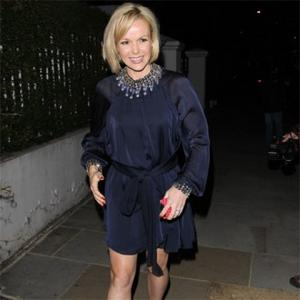 Amanda Holden 'Thrilled' To Leave Hospital