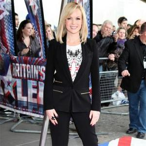 Amanda Holden Saw Cowell When She 'Flat-lined'