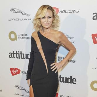 Amanda Holden doesn't diet