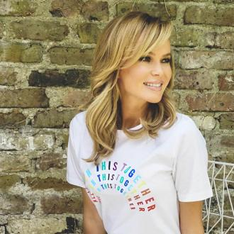 Amanda Holden releases debut single to raise funds for NHS