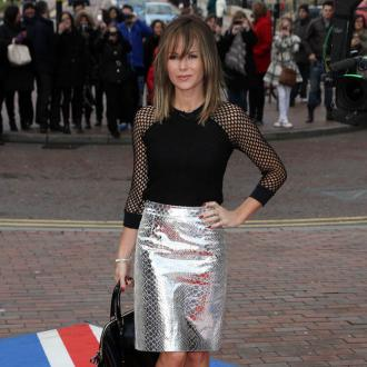 Amanda Holden Tried To Hide Her Teen Innocence