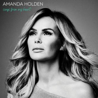 Amanda Holden to release debut album in October