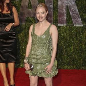 'Weird-looking' Child Amanda Seyfried