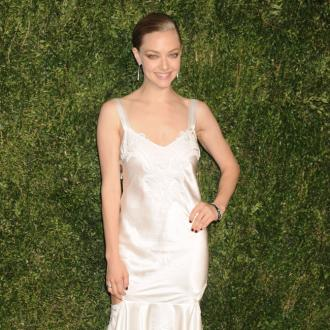 Amanda Seyfried lets slip she's having a boy