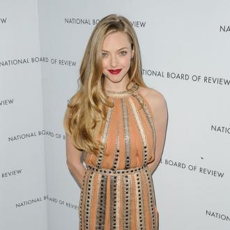 Amanda Seyfried Won't Let Dad Watch Naked Lovelace Scenes