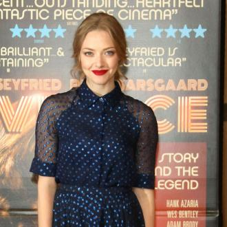 Amanda Seyfried 'Liberated' By Nude Scenes