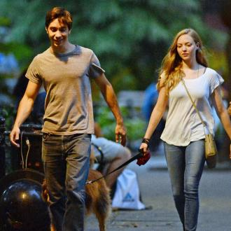 Amanda Seyfriend loves making boyfriend Justin Long laugh
