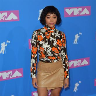 Amandla Stenberg prefers wearing wigs on screen