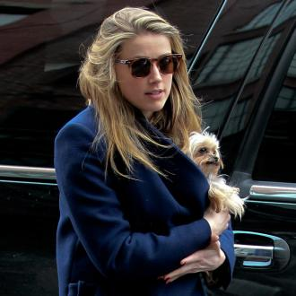 Amber Heard meets ex-girlfriend as divorce heats up