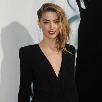 Amber Heard Celebrates Bachelorette Party?