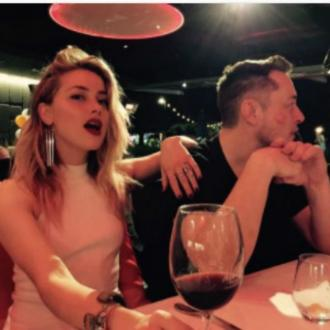 Amber Heard goes public with Elon Musk
