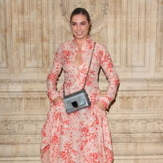 Amber Le Bon has 'mind blanks' on catwalk