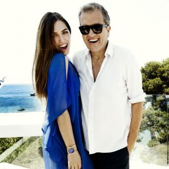 Amber Le Bon Was Honoured To Work With Mario Testino